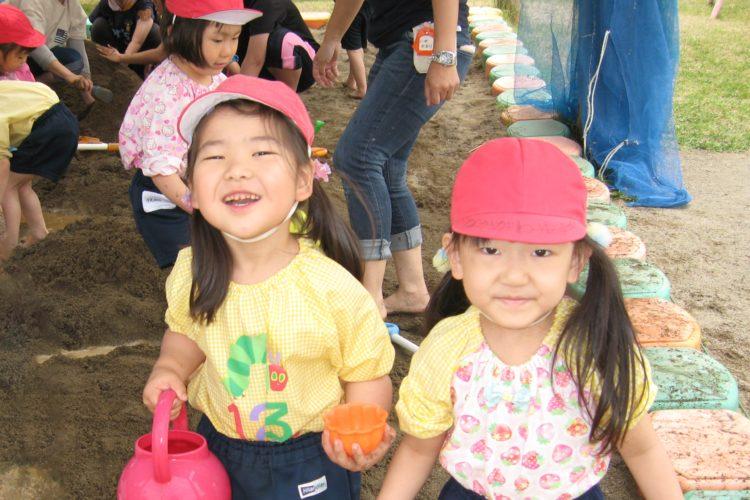 柴田幼稚園の生活
