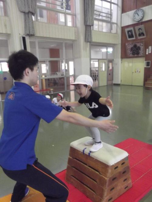 3才体育教室