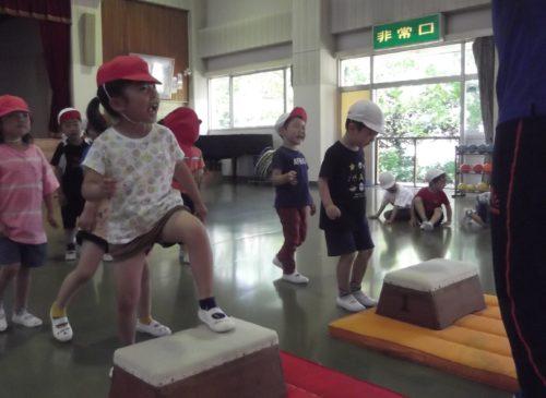 4才体育教室