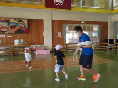 3才 体育教室