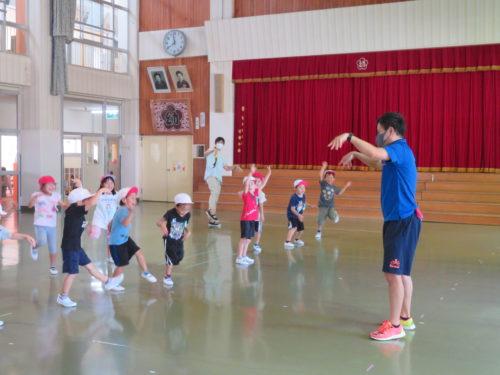 4才 体育教室
