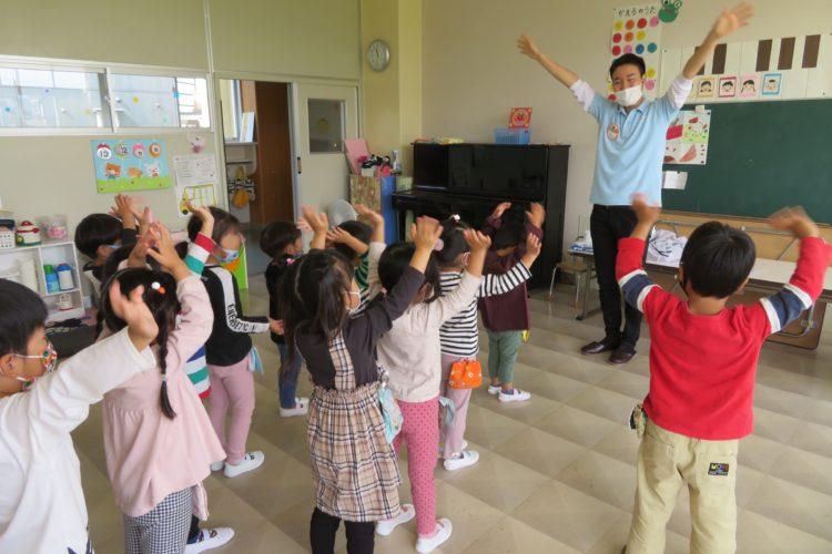 3才 英語教室体験